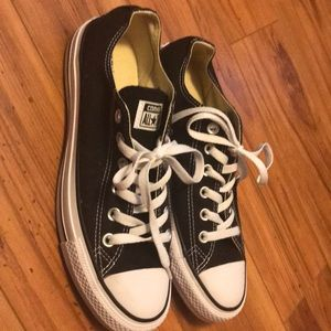 Converse Chuck Taylor All Star Sneakers Black SZ9